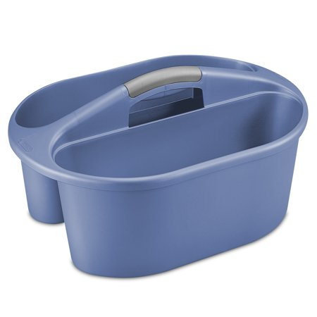 Sterilite Large Caddy-Lapis, Case of 6