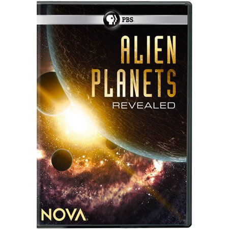 Nova: Alien Planets Revealed (DVD)
