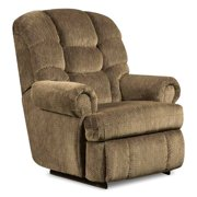 American Furniture Gazette Polyester Tufted Recliner