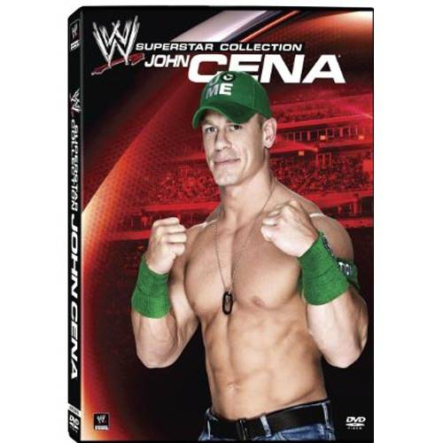 WWE: Superstar Collection - John Cena (Full Frame)