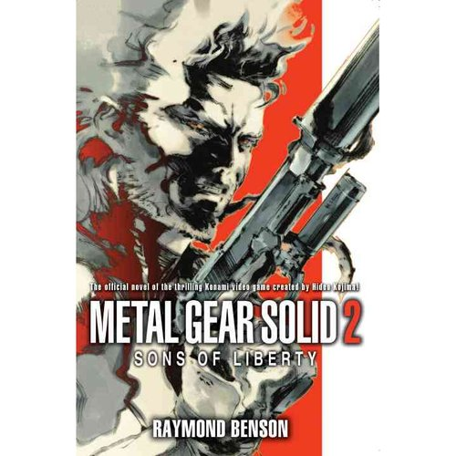 Metal Gear Solid 2: The Novel : Sons of Liberty