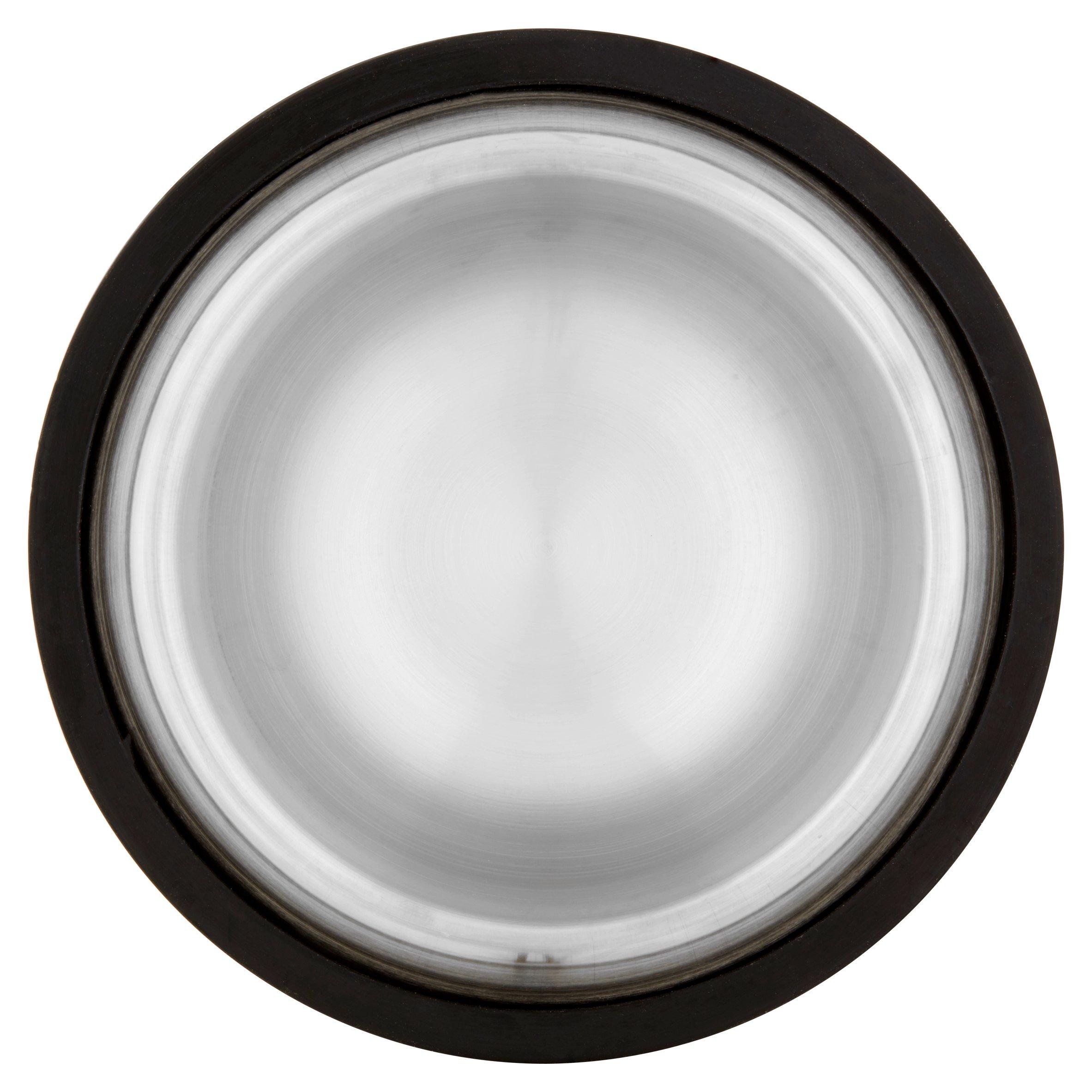 Gofetch Small Stainless Jumbo 33.81 fl oz Dog Bowl