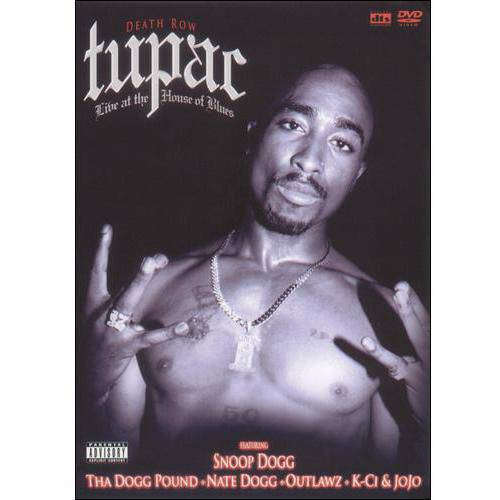 Tupac Shakur: Live At The House Of Blues (Music DVD) (Widescreen)