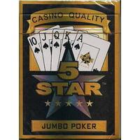 5 Star Jumbo Poker