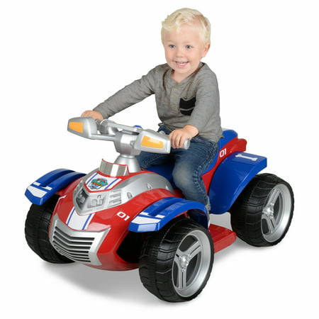 Games Riding Toys Bikes (Hyper 6volt Paw Patrol Ride On)