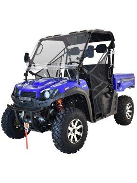 MASSIMO MOTOR Tboss 410 4x4 UTV ATV Side X Side (Camo)