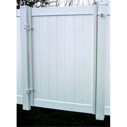 Adjust-A-Gate II Privacy Solid Board Fence Gate Frame-AG20066