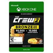 The Crew 2 Bronze Crew Credit Pack, Ubisoft, Xbox, [Digital Download]