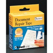 """Lineco/University Products Document Repair Tape, 1"""" x 400"""""""