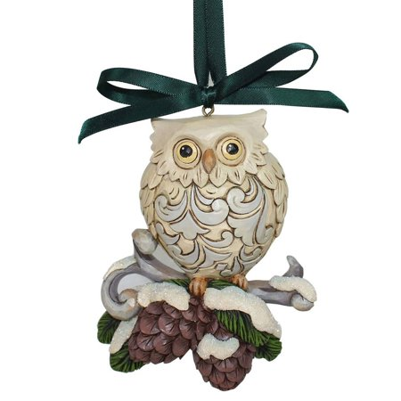 Heartwood Creek 6000676 Legend of Pinecone Ornament 2017 By Jim Shore