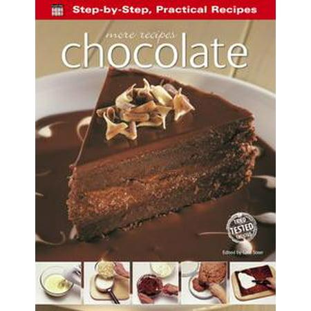 Chocolate: More Recipes - eBook - White Chocolate Mousse Recipe