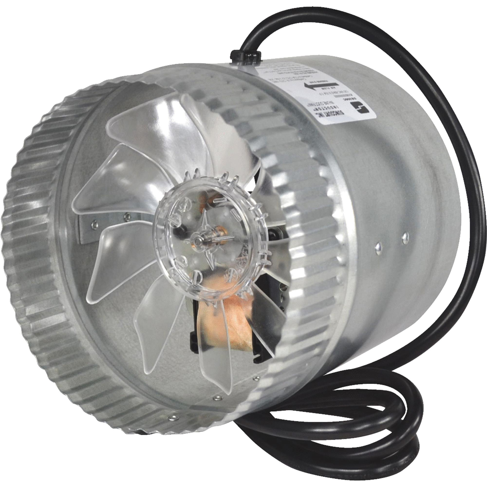 Suncourt In-Line Duct Air Booster Fan