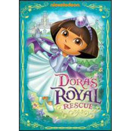 Dora The Explorer  Doras Royal Rescue