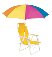 6 FT OXFORD BEACH UMBRELLA