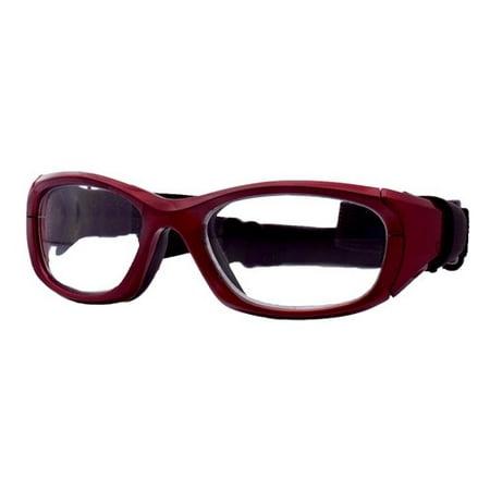 Sport Specs Protective Sports Eyewear Goggle, MX-31 Crimson (Dior Goggles)