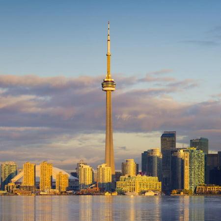 Canada, Ontario, Toronto, Cn Tower and Downtown Skyline Print Wall Art By Alan Copson](Halloween Downtown Toronto)
