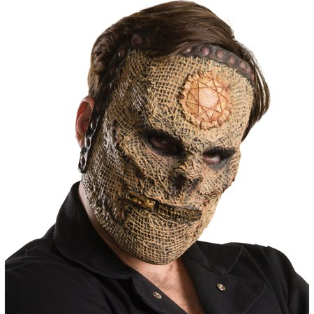 Morris Costumes Adult Slipknot Drums Mask One Size, Style RU68682](Slipknot Spike Mask)
