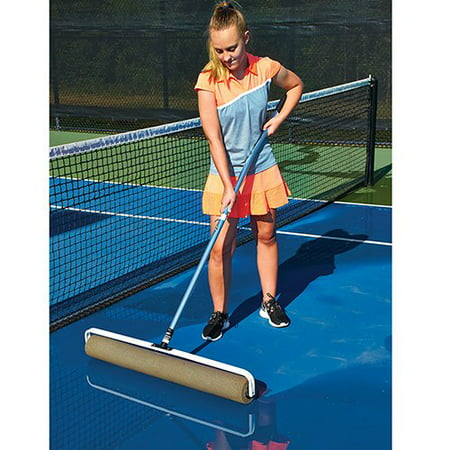 Rol Dri Replacement - Replacement Seamless Sponge Roller by, Seamless replacement roller designed to Remove water from basketball and tennis courts By Rol Dri