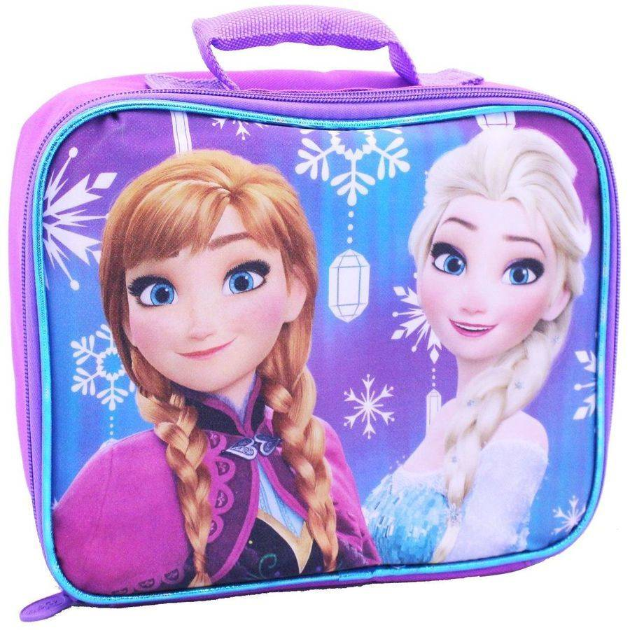 Disney Frozen Square Lunch Kit
