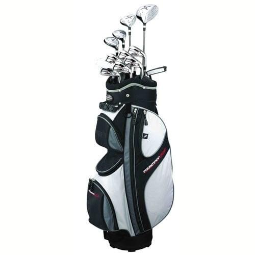 Prosimmon Golf X9 Mens GRAPHITE Hybrid Club Set & Bag by
