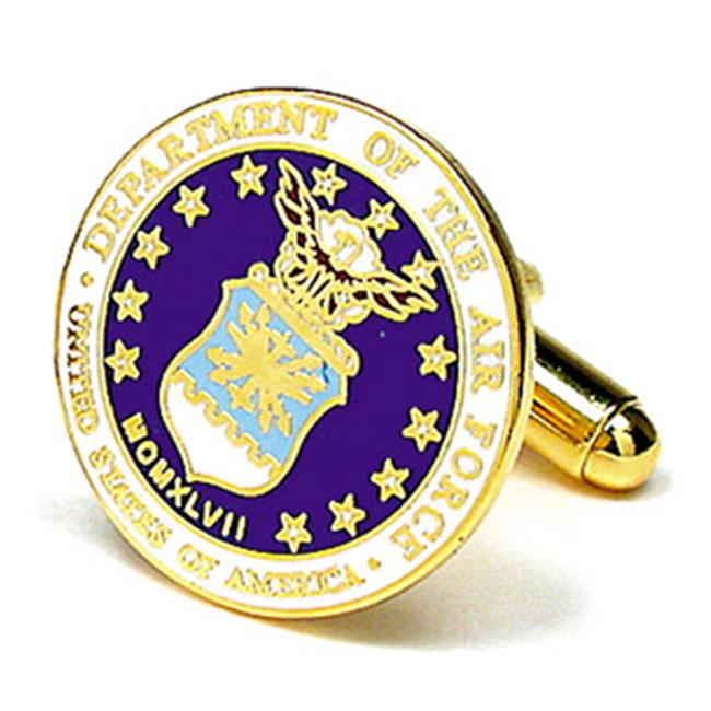 Cufflinks PD-USAF-GL US Air Force Cufflinks