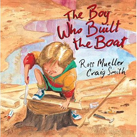 The Boy who built the boat - eBook