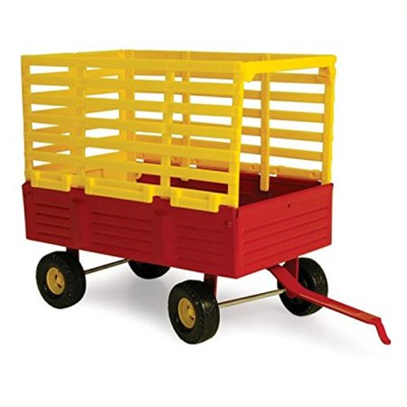 1:16 New HollAnd Bale Throw Wagon