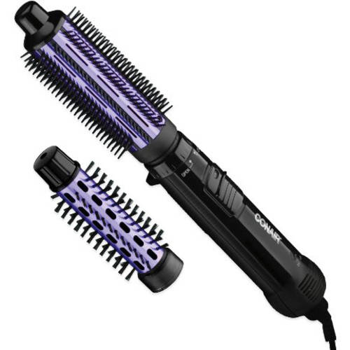 Conair 2 In 1 Hot Air Brush Walmart Com