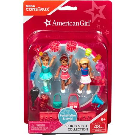 Mega Construx American Girl Sport Style (Sporty Girl Collection)