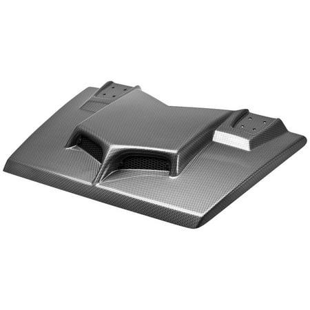 Maier Mfg 19482-30 Hood - Carbon Fiber Black