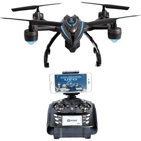 Contixo-F5-FPV-RC-Quadcopter-Drone-with-WiFi-Camera-Live-Video-One-Key-Return-Function-Headless-Mode-2-4GHz-4-Chanel-6-Axis-Gyro-RTF-Compati