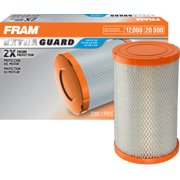 FRAM Extra Guard Air Filter, CA10616 for Select Ford, Mazda and Mercury Vehicles