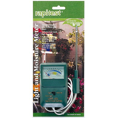 Luster Leaf 1830 Rapitest Light & Moisture Meter