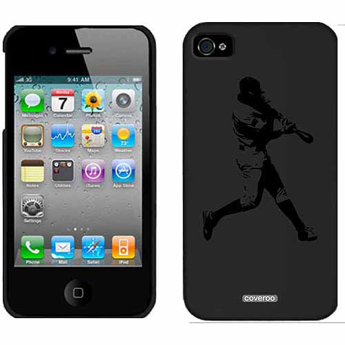 Swing Away Design on Apple iPhone 4/4s Thinshield Snap-On Case by Coveroo
