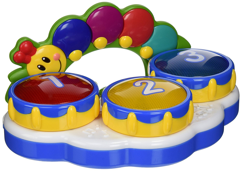Discovery Drums (Discontinued by Manufacturer), Plastic By Baby Einstein by Baby Einstein