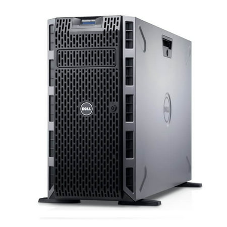 "Refurbished Dell PowerEdge T620 8 x 3.5"" Hot Plug E5-2660v2 Ten Core 2.2Ghz 128GB 5x 1TB SAS H710 2x 750W"