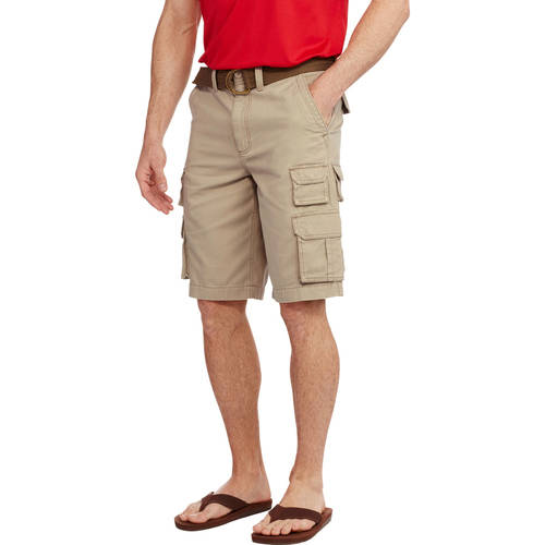 Faded Glory Big Men's Cargo Short - Walmart.com