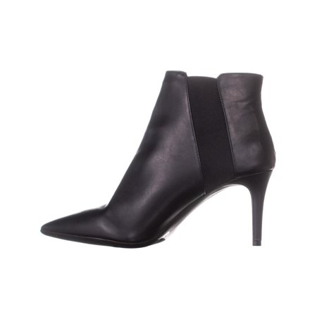 I35 Irsia Pointed Toe Ankle Boots, Black - image 3 of 6