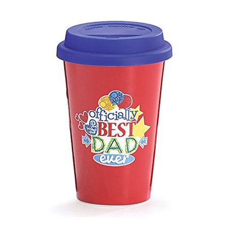 Officially the Best Dad Ever Insulated Travel Cup