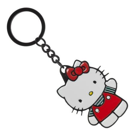 Key Chain - Hello Kitty - Metal New ke70thsnr