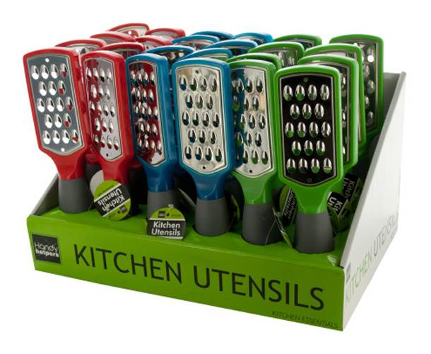 Cheese Grater Counter Top Display by Kole Imports