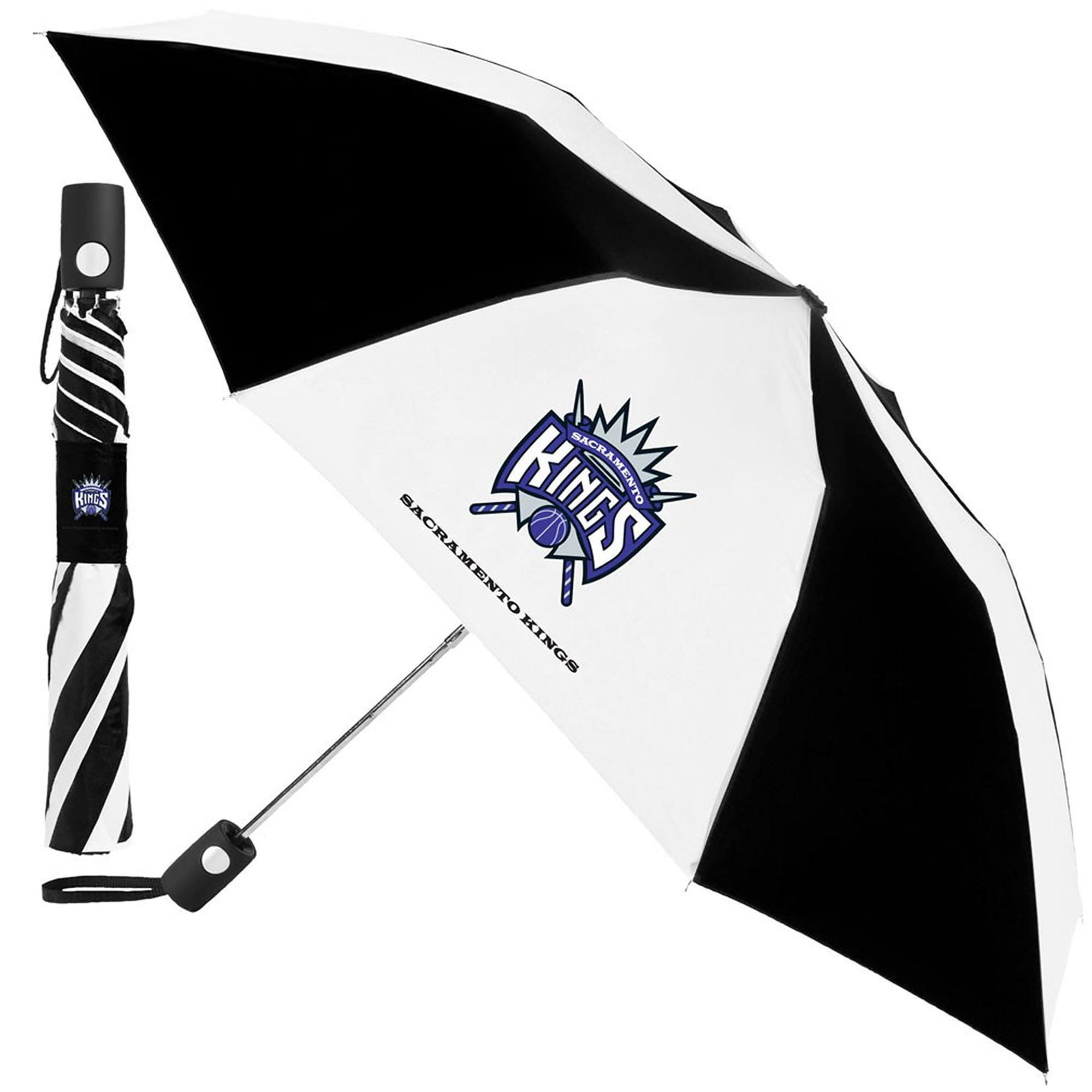 """Sacramento Kings WinCraft 42"""" Folding Umbrella - No Size"""