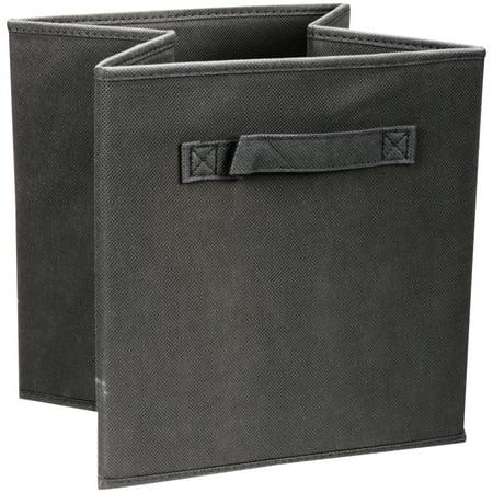Closetmaid Cubeicals Smoke Gray Fabric Drawer Best Storage