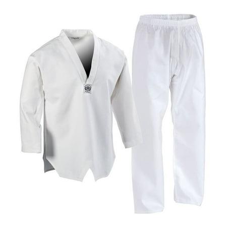 7 oz Middleweight TKD Student Uniform c04205
