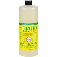 Mrs. Meyer's Multi Surface Concentrate - Honeysuckle - 32 Fl Oz - Pack of 6