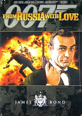 From Russia With Love by NEWS CORPORATION