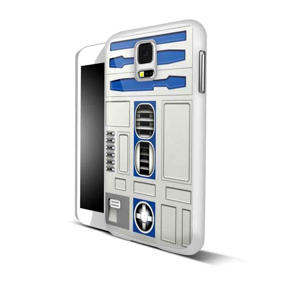 Ganma Star Wars Darth Vader Body Armor Case For iPhone and Case For Samsung Galaxy (Case For iPhone 5c white)