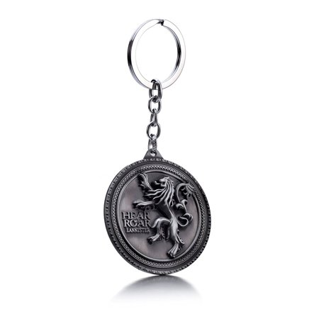PALLION - New Game of Thrones House Stark Car Key Chain Keychain Keyring -  Walmart.com 3fa10305eda2