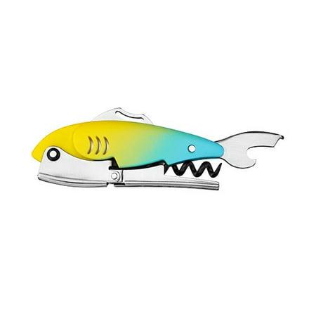 Gillbert™ Ombre Fish Corkscrew by TrueZoo