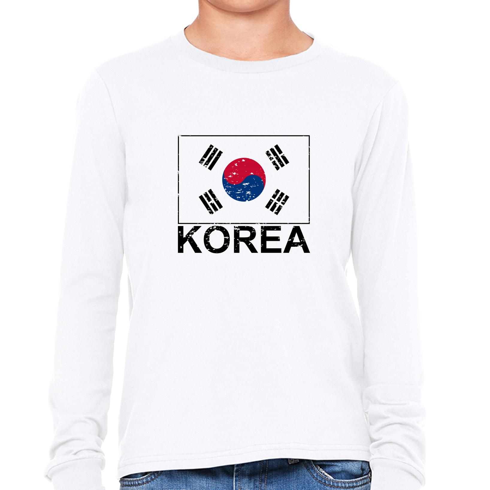 Korea Flag Special Vintage Edition Boy